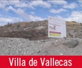 Folleto de Villa de Vallecas